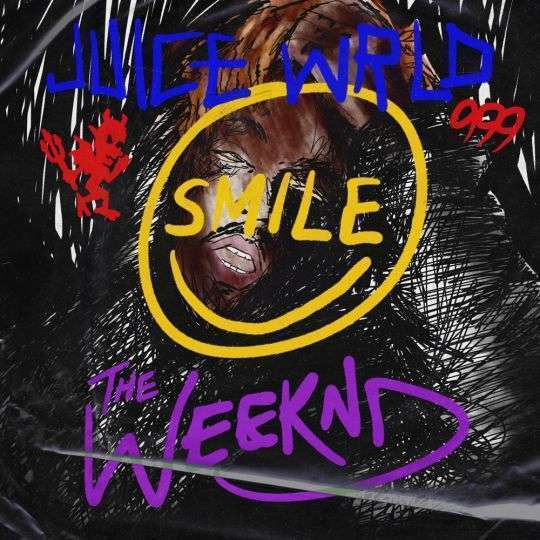 Coverafbeelding Juice Wrld & The Weeknd - Smile