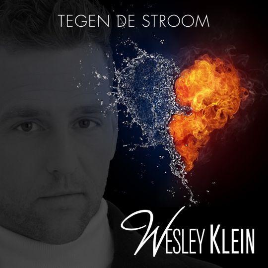 Coverafbeelding Wesley Klein - Tegen De Stroom