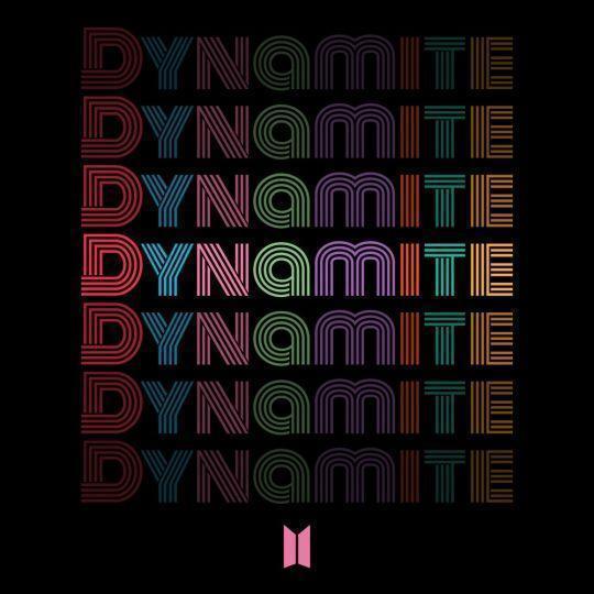 Coverafbeelding BTS - Dynamite