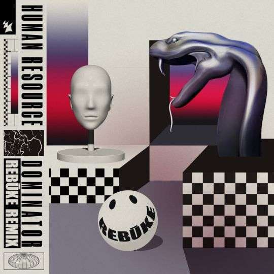 Coverafbeelding Human Resource - Dominator - Rebūke Remix