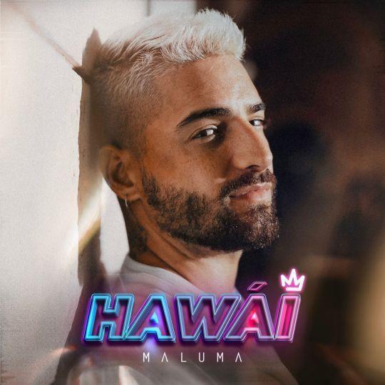 Coverafbeelding Hawái - Maluma