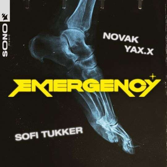 Coverafbeelding Emergency - Sofi Tukker & Novak & Yax.x
