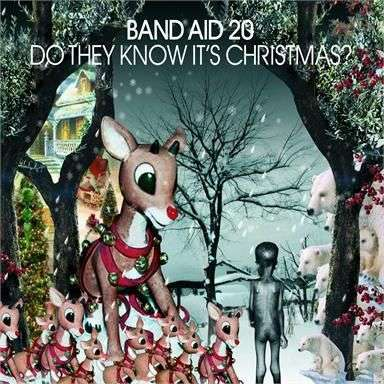 Coverafbeelding Do They Know It's Christmas? - Band Aid 20