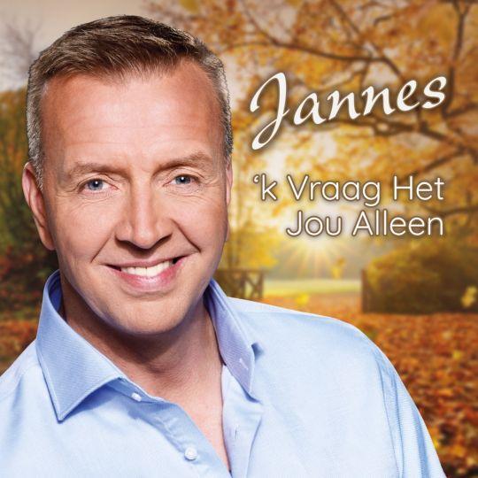Coverafbeelding Jannes - 'k Vraag Het Jou Alleen