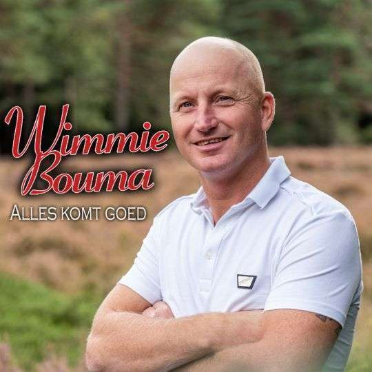Coverafbeelding Wimmie Bouma - Alles Komt Goed