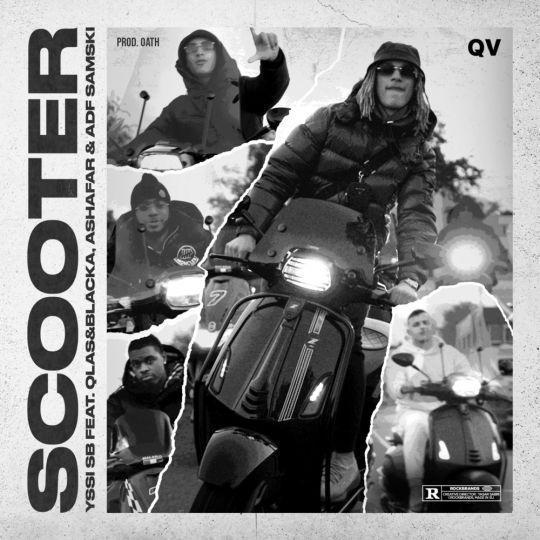 Coverafbeelding Scooter - Yssi Sb Feat. Qlas&blacka, Ashafar & Adf Samski