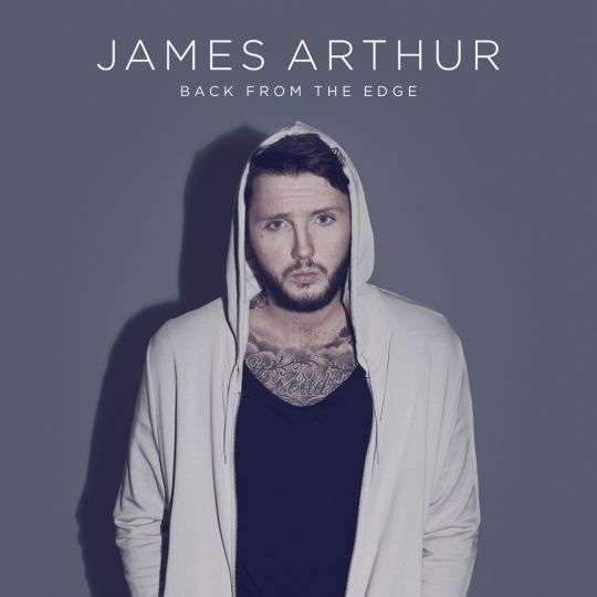 Coverafbeelding Train Wreck - James Arthur