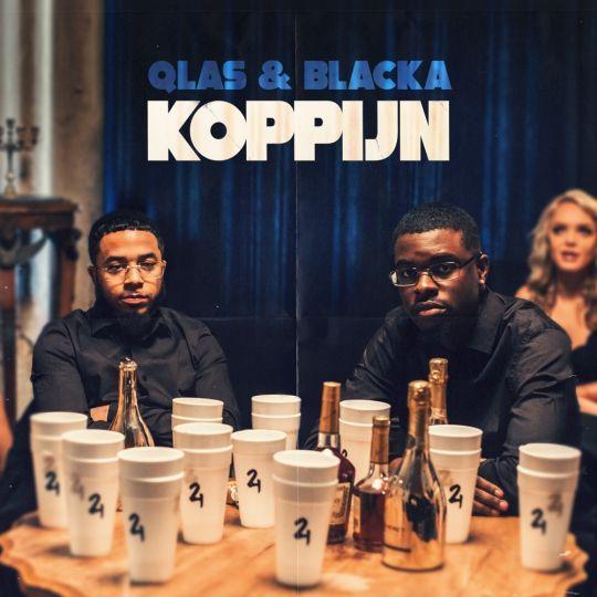 Coverafbeelding Qlas & Blacka - Koppijn