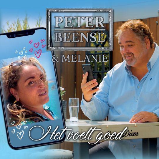 Coverafbeelding Peter Beense & Melanie - Het Voelt Goed