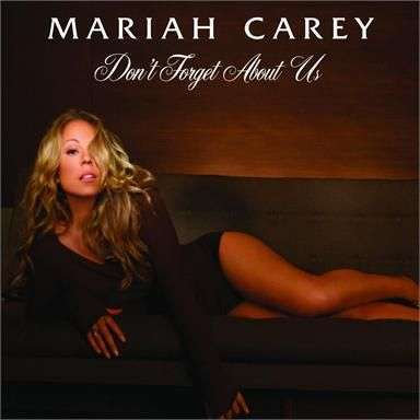Coverafbeelding Don't Forget About Us - Mariah Carey