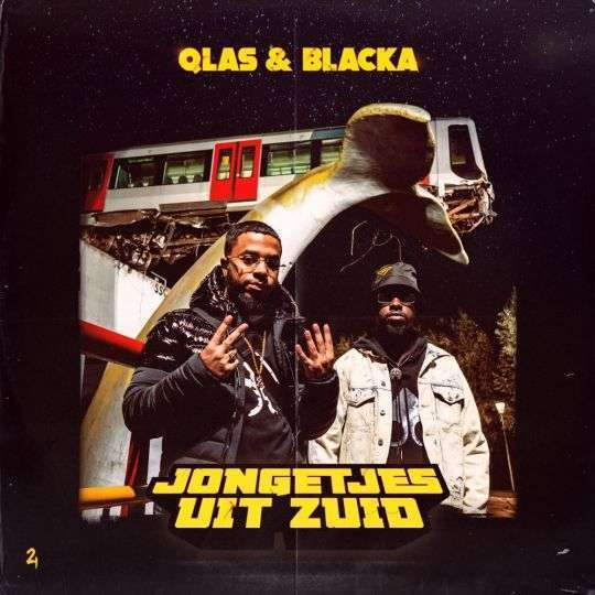 Coverafbeelding Latest - Qlas & Blacka Feat. Boef