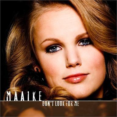 Coverafbeelding Maaike ((Jansen)) - Don't Look For Me