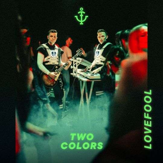 Coverafbeelding Twocolors - Lovefool