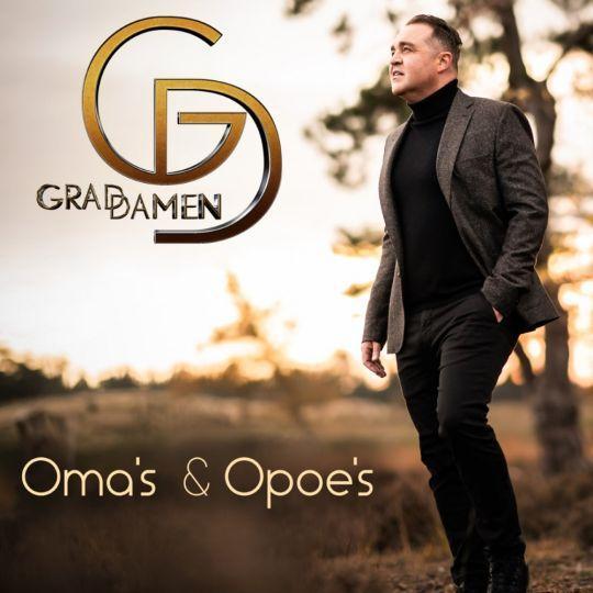 Coverafbeelding Grad Damen - Oma's & Opoe's