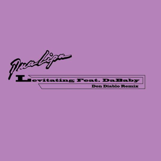 Coverafbeelding Dua Lipa feat. DaBaby - Levitating - Don Diablo Remix