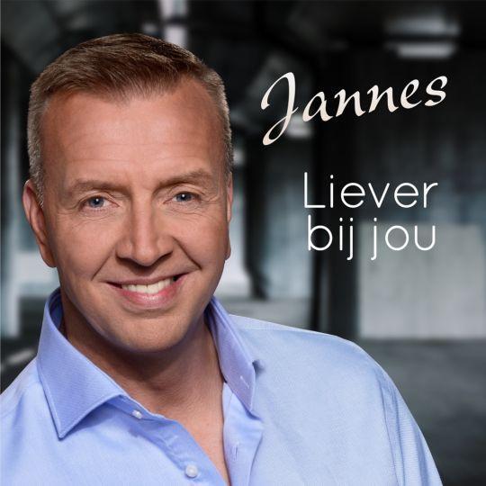 Coverafbeelding Jannes - Mijn Liefde Is Alleen Voor Jou