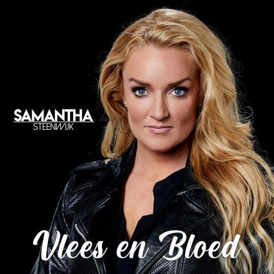 Coverafbeelding Samantha Steenwijk - Vlees en bloed