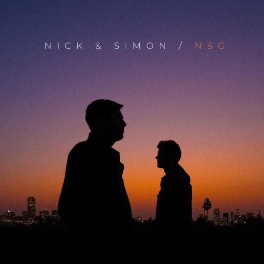 Coverafbeelding Nick & Simon - Jarenlange Maanden