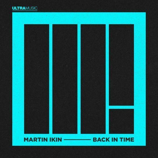 Coverafbeelding Martin Ikin - Back In Time