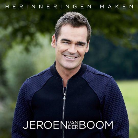 Coverafbeelding Jeroen Van Der Boom - Herinneringen maken