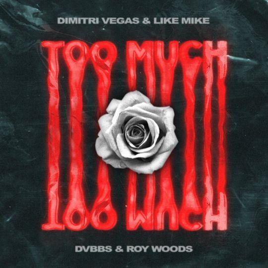 Coverafbeelding Too Much - Dimitri Vegas & Like Mike, Dvbbs & Roy Woods