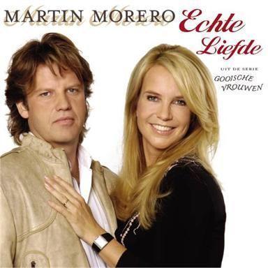 Coverafbeelding Martin Morero - Echte Liefde