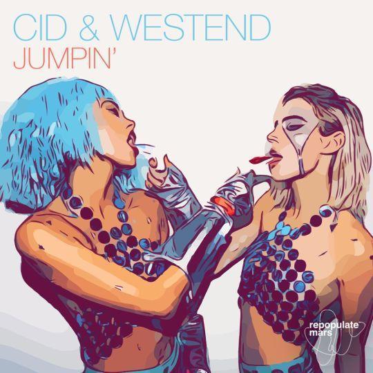 Coverafbeelding CID & Westend - Jumpin'
