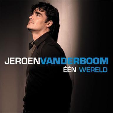 Coverafbeelding Één Wereld - Jeroen Vanderboom