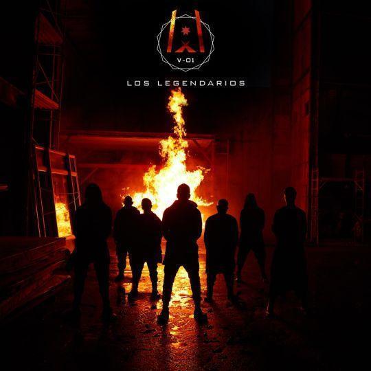 Coverafbeelding Los Legendarios & Wisin & Jhay Cortez - Fiel