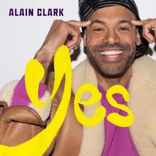 Coverafbeelding Yes - Alain Clark
