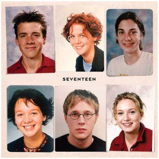 Coverafbeelding Seventeen - Krezip
