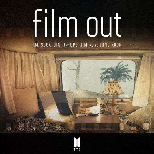 Coverafbeelding BTS - Film out