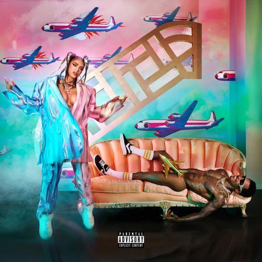 Coverafbeelding Karol G & Mariah Angeliq - El Makinon