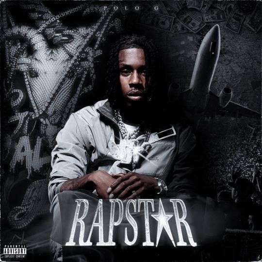 Coverafbeelding Polo G - Rapstar