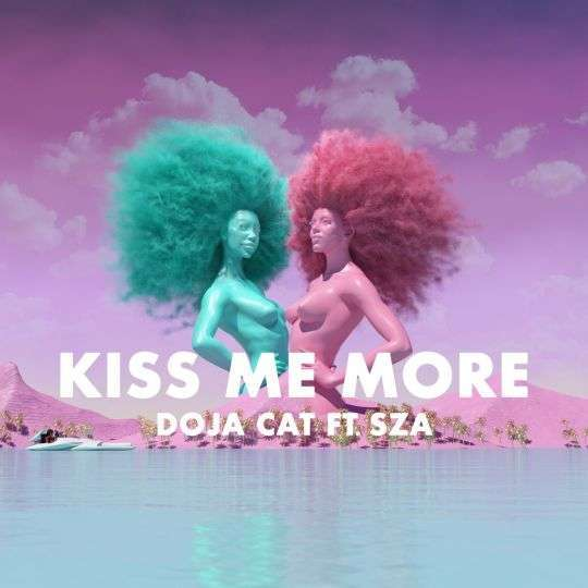 Coverafbeelding Kiss Me More - Doja Cat Ft. Sza
