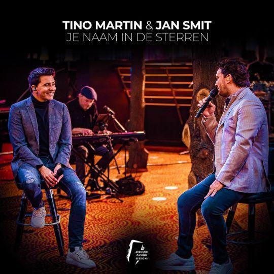 Coverafbeelding Je Naam In De Sterren - Tino Martin & Jan Smit