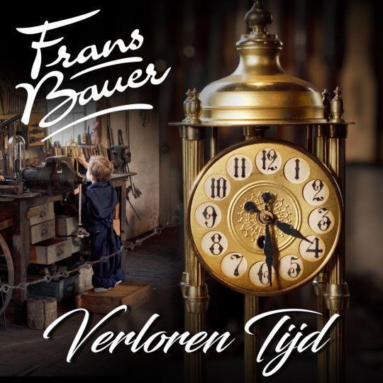 Coverafbeelding Frans Bauer - Verloren Tijd