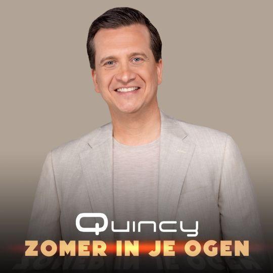 Coverafbeelding Quincy - Zomer In Je Ogen
