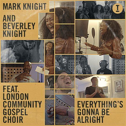 Coverafbeelding Mark Knight and Beverley Knight feat. London Community Gospel Choir - Everything's G