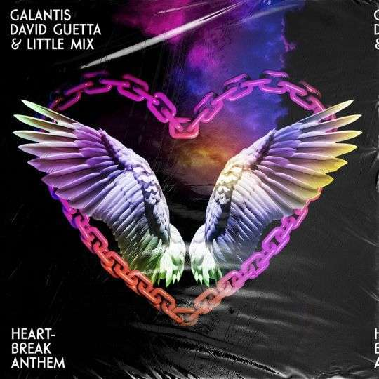 Coverafbeelding Heartbreak Anthem - Galantis, David Guetta & Little Mix