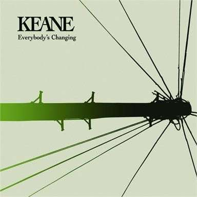 Coverafbeelding Everybody's Changing - Keane