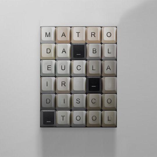 Coverafbeelding Matroda & Bleu Clair - Disco Tool