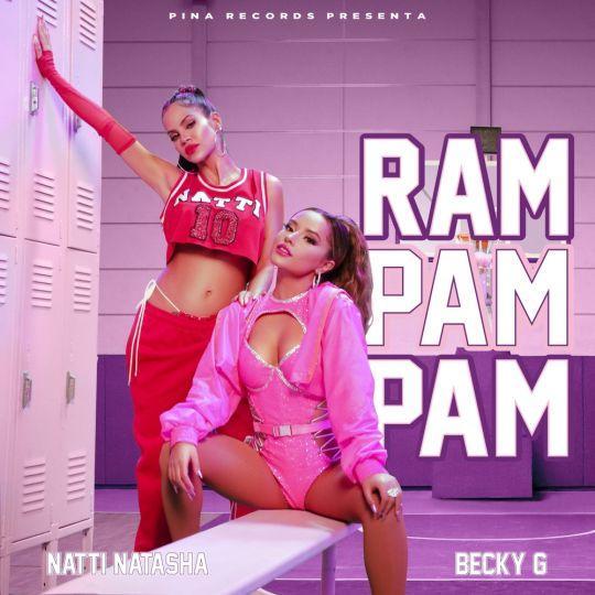Coverafbeelding Natti Natasha & Becky G - Ram Pam Pam