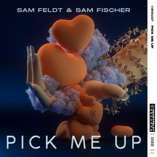 Coverafbeelding Pick Me Up - Sam Feldt & Sam Fischer