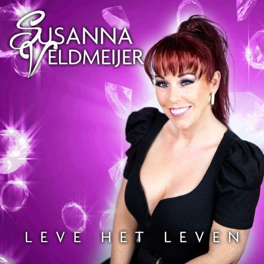 Coverafbeelding Susanna Veldmeijer - Leve Het Leven
