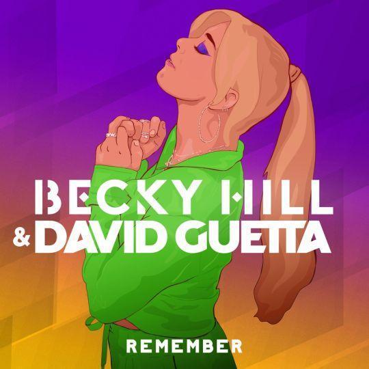 Coverafbeelding Remember - Becky Hill & David Guetta