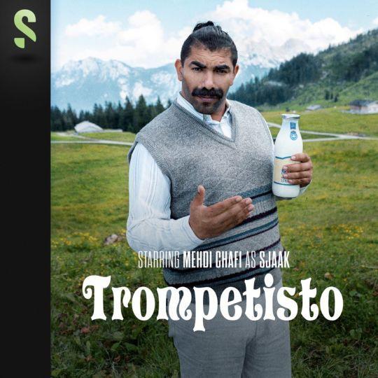 Coverafbeelding Trompetisto - Sjaak