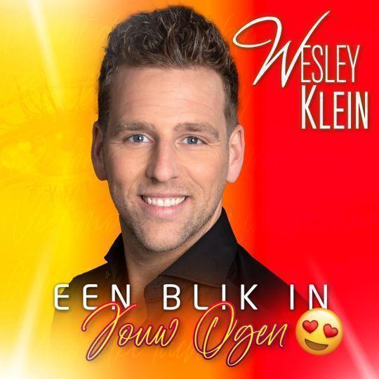 Coverafbeelding Wesley Klein - Een Blik In Jouw Ogen