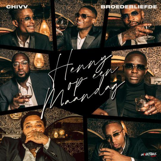 Coverafbeelding Henny Op Een Maandag - Chivv & Broederliefde