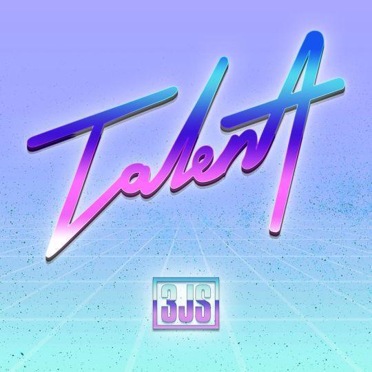 Coverafbeelding 3Js - Talent